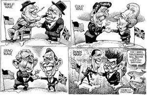 KAL's cartoon  Political cartoons by Kevin Kallaugher  The Economist