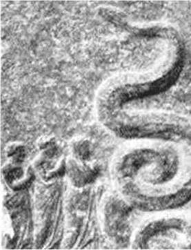 古代ギリシャの蛇信仰