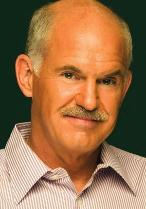 ヨルゴス・パパンドレウ George Papandreou