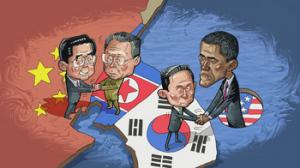 解説委員室ブログ:NHKブログ  時論公論「米韓合同演習と中国の軍拡」より引用