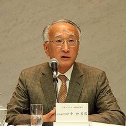 田中伸男氏の「早く原発再稼働を!」提言=ホルムズ海峡で異変が発生すると、もうひとつ違うエネルギー危機に