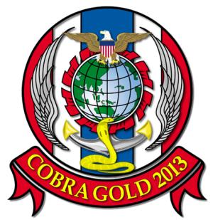 Cobra Gold 2013 - 米、タイ共催多国間合同軍事演習「コブラゴールド」開幕=ミャンマー初参加